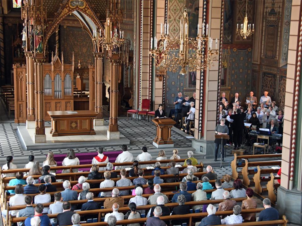 Katholische Liturgie